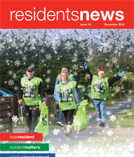 Residents News December 2010